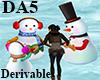 (A) Snowman Family