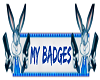 BUGS MY BADGES
