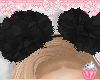 🖤 Amor Pom Headband