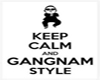 Gangnam style tee