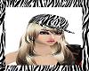 zebra hat <3