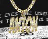 anton custom chain
