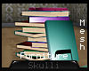 s|s Book pile