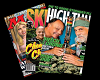 High Times Table Mags