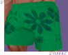 [Gel]Alez Green Shorts