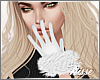 n| Winter White Gloves