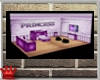 Furnish Kid Room Purple
