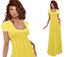 TF* Yellow Long Dress