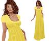 TF* Yellow Long Dress