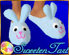 [ST]BUNNY SLIPPERS Blue