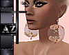 *az* fishbowl earrings