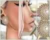 Earrings \\ Daisy