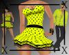 .X. Sasha Yellow