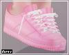 ! Pink cute sneakers