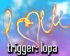 ♚ Love Particle
