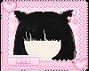 kuromi hair