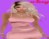 Wiz-Rosegold Dress VL