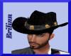 [B] Black Cowboy Hat