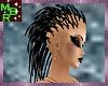 Black Quill hair
