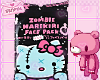 ♡ Zombie Face ♡