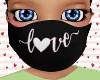 Female Love Mask