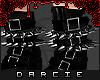 $ Ankle/Bracelet Spikes
