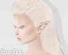 SnowElf Warrior Hair