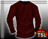[T] Sweater Maroon