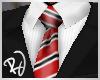 -RJ- Suit w/ Red Tie