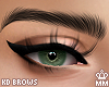 ♥ Natural Brow Black