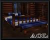 Rustic Cabin Bed