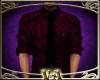 VA~ Burgundy Black Tie
