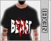 | Beast Couples T-Shirt