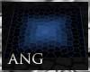 [ANG] Blue Mosaic Rug