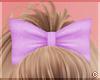 !© Glitz Hairbow Grape