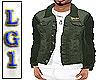 LG1 Army Green Jacket