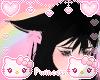 ♡ kitty animated black