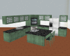 [JS]Green Wood Kitchen 2