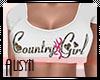 Country Girl  Tshirt