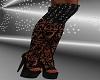 FG~ Glitter Lace Black