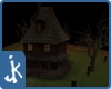 Halloween House limbo