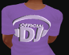 F Dj Shirt