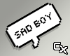 Head Sign - Sad Boy