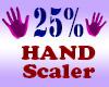 Resizer 25% Hand