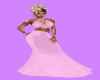 Pink Graceful Gown