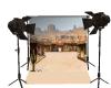 western backdrop snd