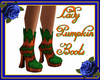Lady Pumpkin Boots