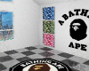 A Bathing Ape.