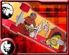 PitBull SK8 Dog Vibe F