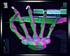 -S-H. Glow Bone Chair